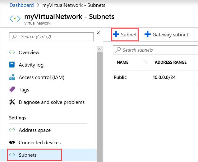 Route network traffic - tutorial - Azure portal | Microsoft Docs