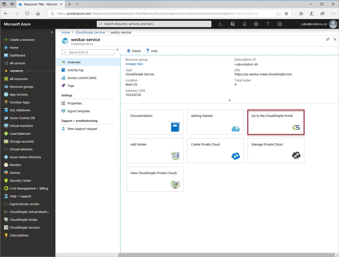 Quickstart - Create a VMware VM on Private Cloud | Microsoft
