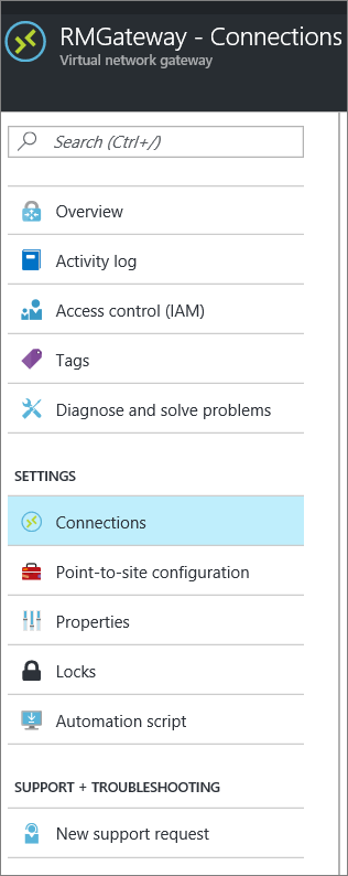 Add multiple VPN gateway Site-to-Site connections to a VNet