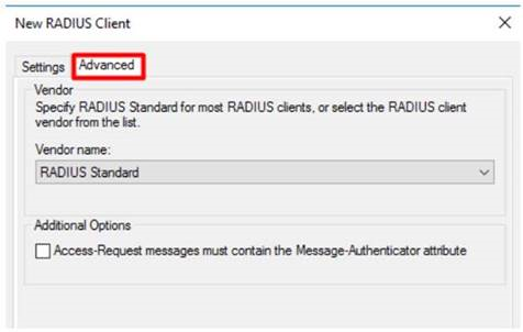 Secure Azure VPN gateway RADIUS authentication with NPS