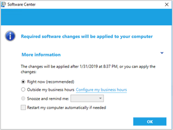 Plan for Software Center - Configuration Manager | Microsoft