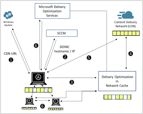 Microsoft Delivery Optimization