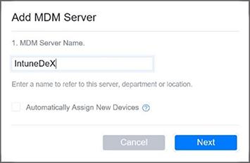 Enroll iOS devices with Device Enrollment Program (DEP