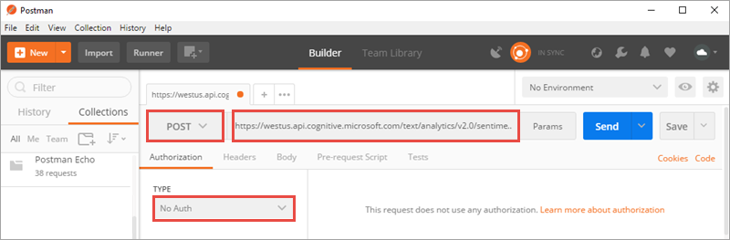 Create a Postman collection for a custom connector | Microsoft Docs