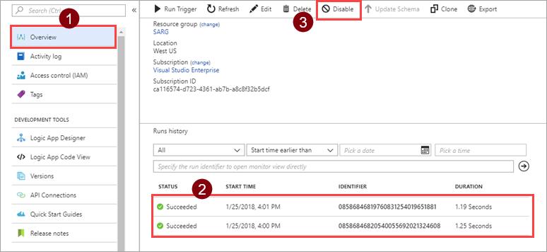 Use a custom connector from a logic app | Microsoft Docs