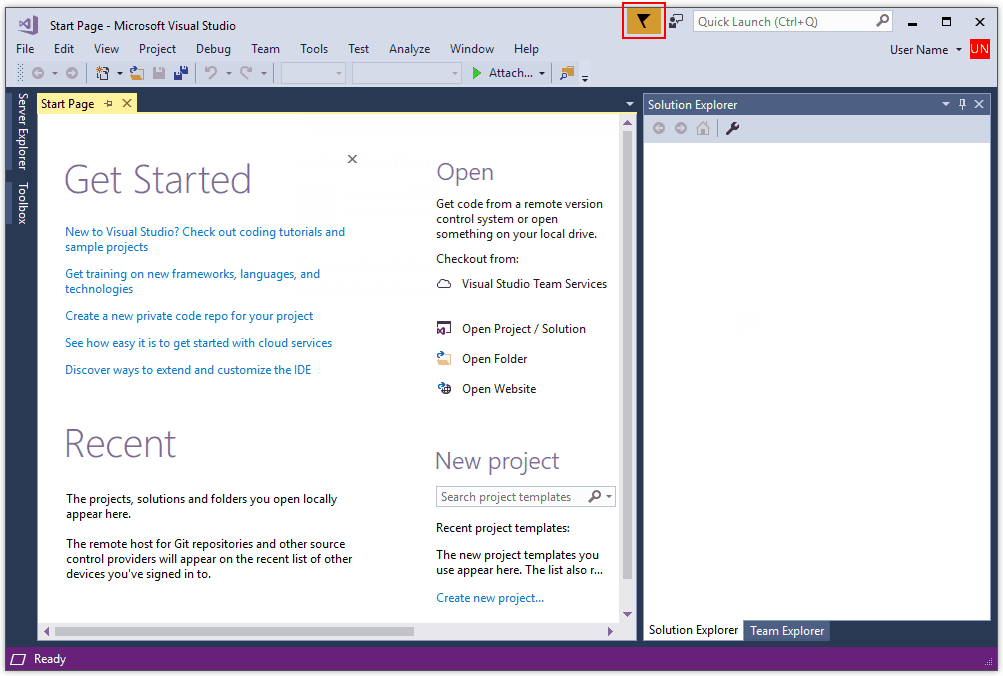 Install C++ support in Visual Studio | Microsoft Docs