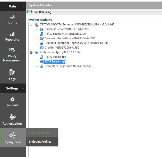 Cloud App Security external DLP integration over secure ICAP