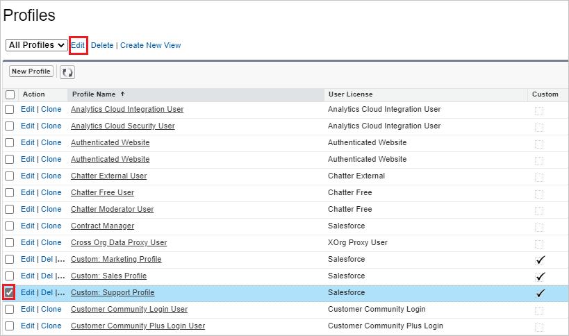 Connect Salesforce to Cloud App Security | Microsoft Docs