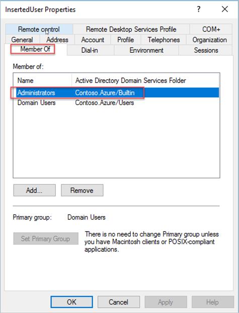 Azure ATP Domain Dominance Playbook | Microsoft Docs
