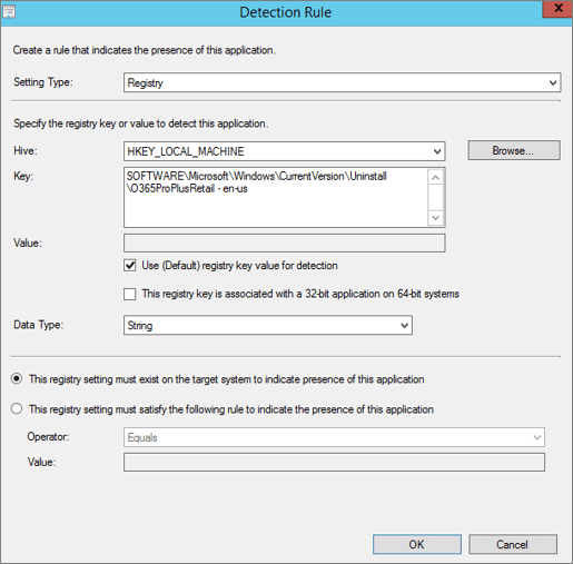 Deploy Office 365 ProPlus with System Center 2012 R2 Configuration