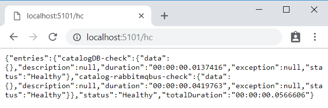 Health monitoring | Microsoft Docs