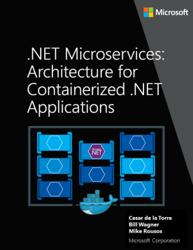 Net microservices architecture for containerized applications book cover fandeluxe Image collections
