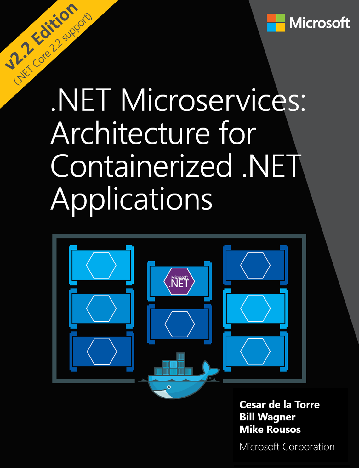 .NET Microservices. Architecture for Containerized .NET Applications v2.1 Edition
