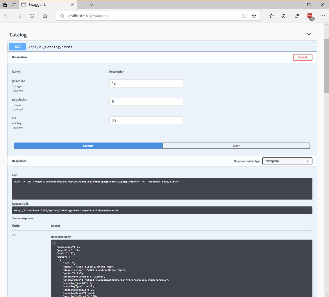 Creating a simple data-driven CRUD microservice   Microsoft Docs