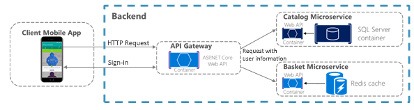 Securing  NET Microservices and Web Applications | Microsoft