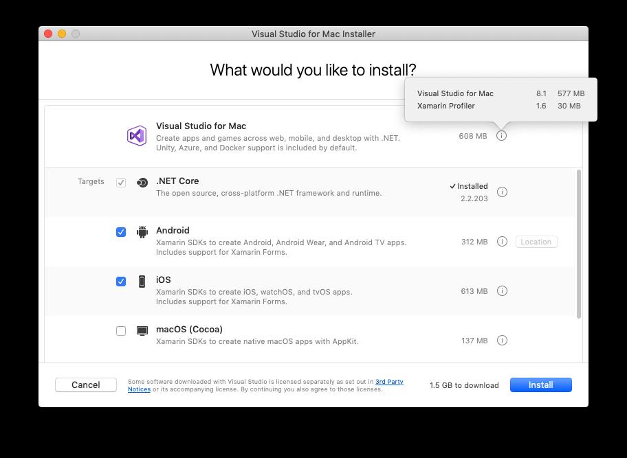 Create Installer Mac