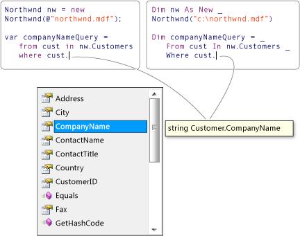 Introduction To Linq C Microsoft Docs