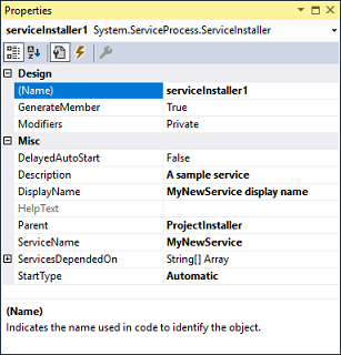 Tutorial: Create a Windows service app | Microsoft Docs