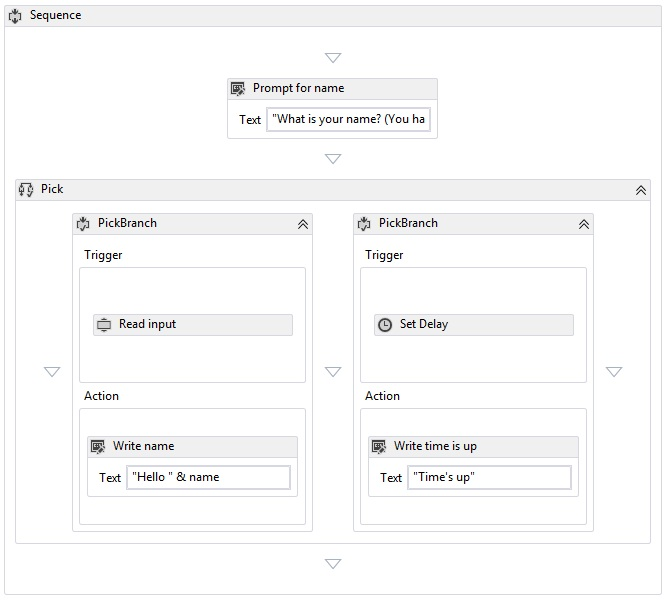 Pick Activity | Microsoft Docs