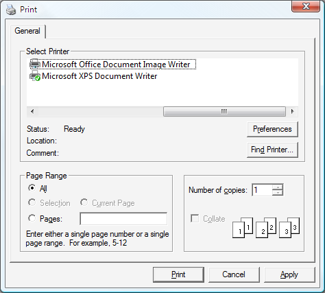 common box dialog wpf application