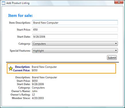 Data Binding Overview   Microsoft Docs
