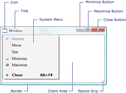 Window Class (System Windows)   Microsoft Docs