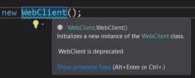 NET API analyzer | Microsoft Docs