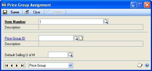 Inventory Control - Dynamics GP | Microsoft Docs