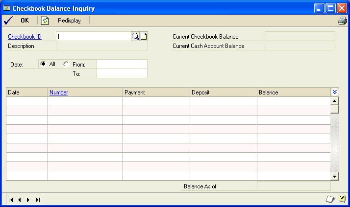 Bank reconciliation in Dynamics GP - Dynamics GP | Microsoft