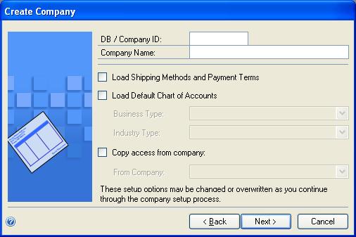 Company setup - Dynamics GP   Microsoft Docs