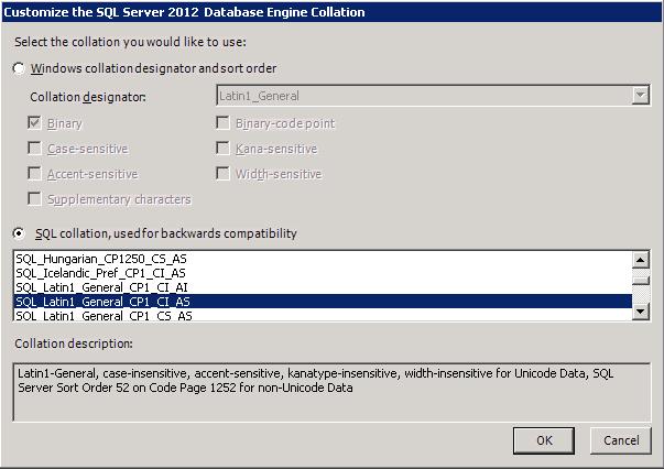 Configure SQL Server - Dynamics GP | Microsoft Docs