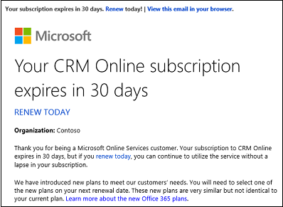 microsoft outlook renew license