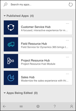 About Unified Interface Dynamics 365 for Customer Engagement