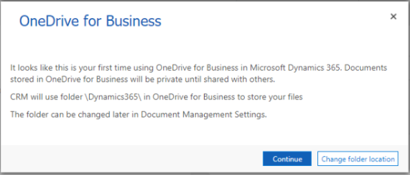 Change your OneDrive folder
