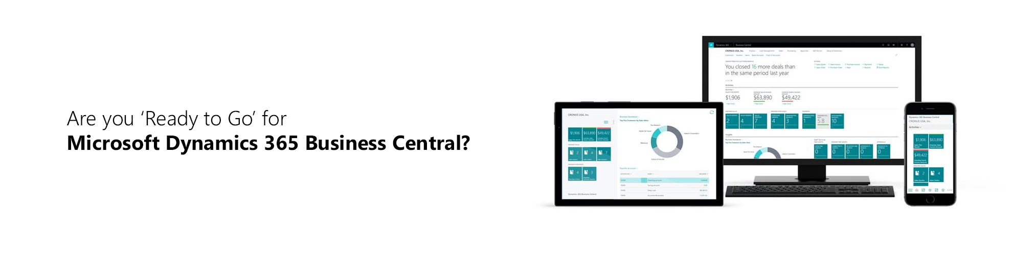 Ready To Go Business Central Microsoft Docs