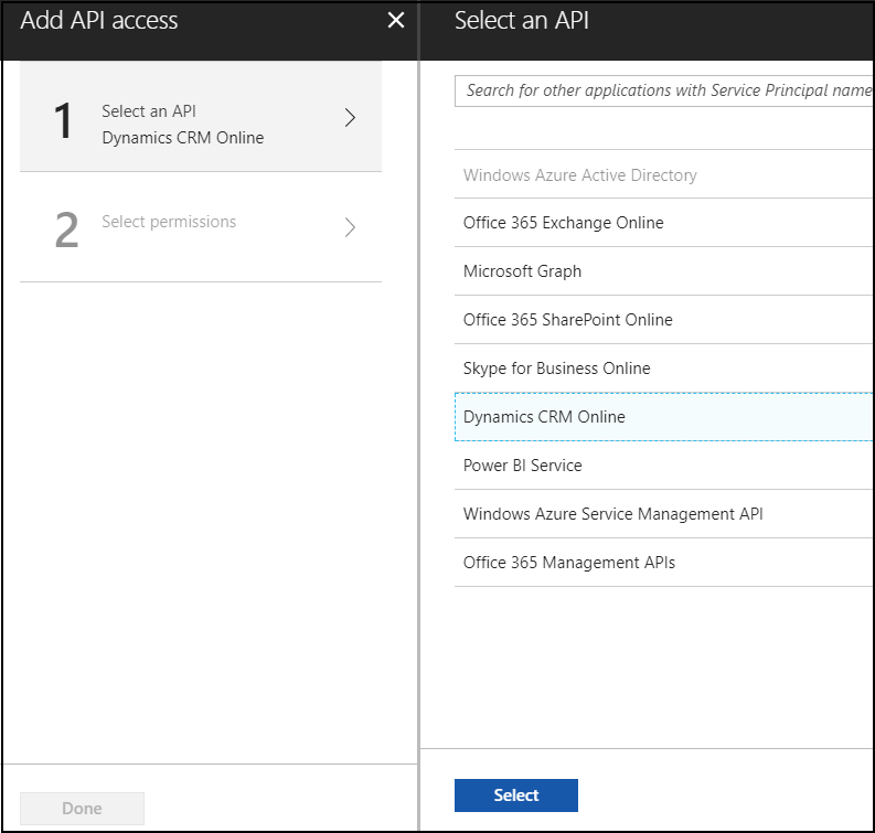 dynamics 365 how to add new app
