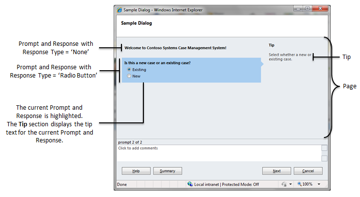 Crm 2011/2013 dialog's and custom workflow example microsoft.