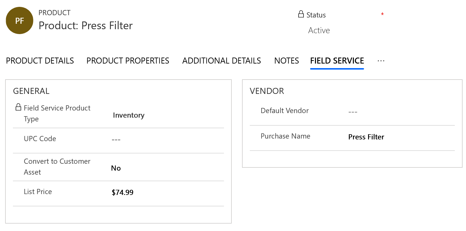 Entitlements for work orders - Dynamics 365 for Field