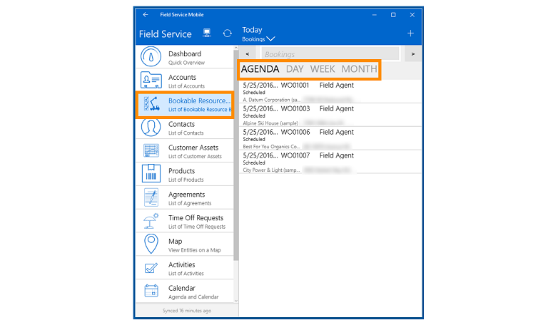 Field Service Mobile Setup (Dynamics 365 for Field Service