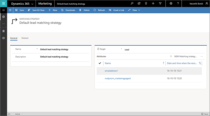 Configure core marketing functionality in Dynamics 365 for