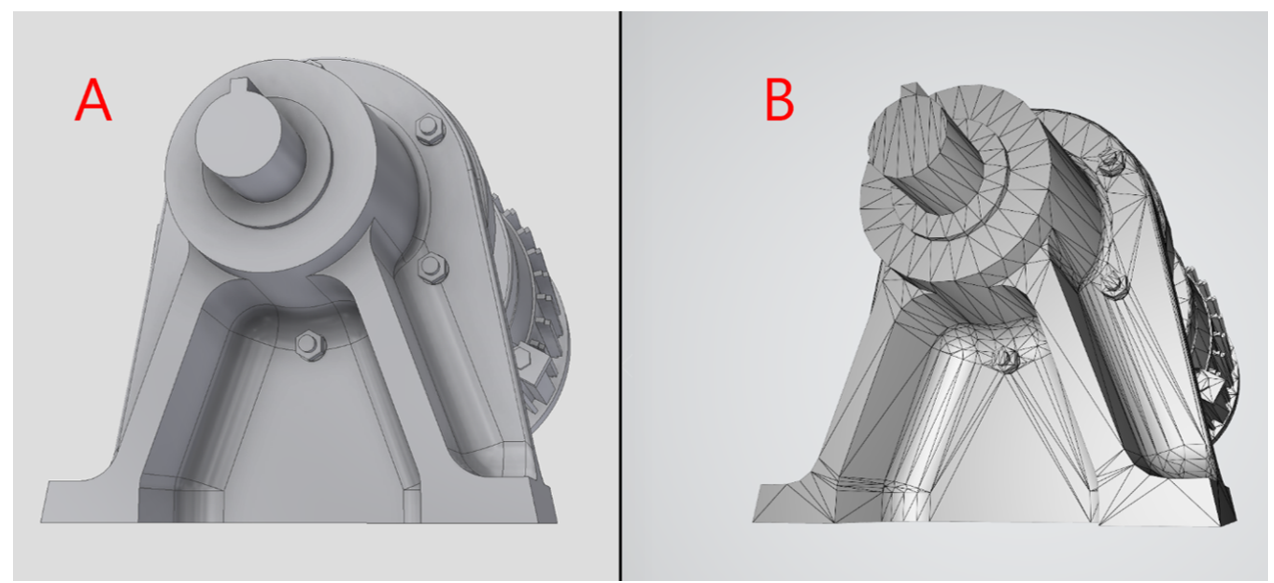 Overview of converting and optimizing 3D models to use with