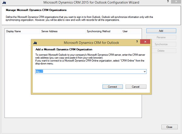 How to fix microsoft dynamics 365 app for outlook add-in error.