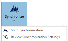 Synchronize Filters button