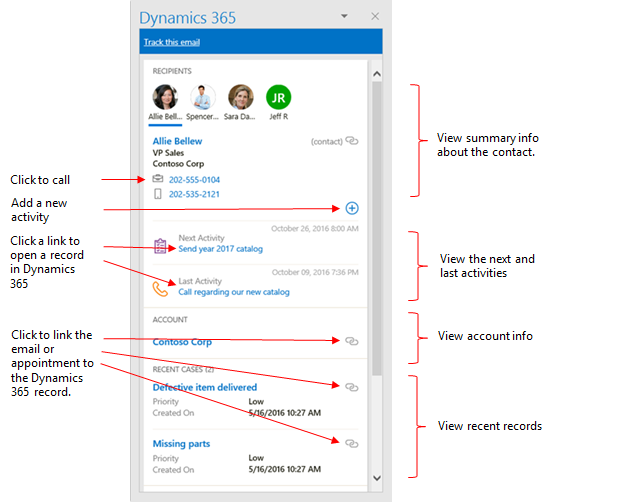 how to add account on outlook 365