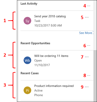 Dynamics 365 App for Outlook pane