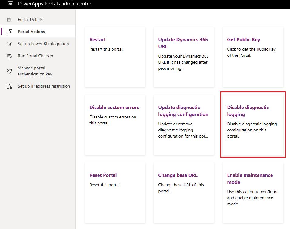 View Error Log Windows 7: Viewing Portal Error Logs And Storing Them In Azure Blob