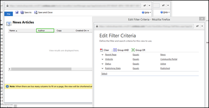 render an rss feed using custom page template for a portal in