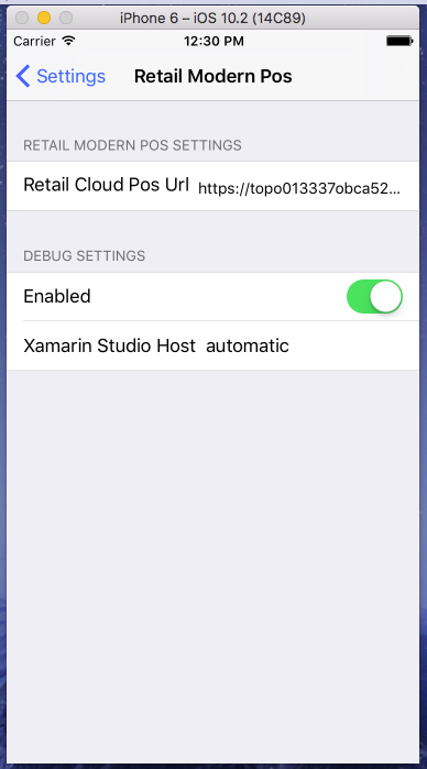 Set up POS hybrid app on Android and iOS - Retail | Dynamics