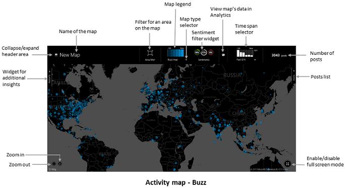 Define activity maps in Social Engagement  Microsoft Docs