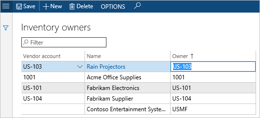 Set up consignment - Finance & Operations | Dynamics 365 ...